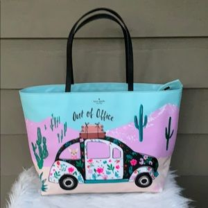 Kate spade out of office tote bag